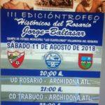 III Trofeo Históricos del Rosario Jorge Ruiz -Baltasar