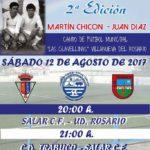 II Trofeo Históricos del Rosario Martin Chicón - Juan Díaz